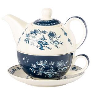 Čajová konvička cibulový vzor