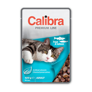 Calibra Cat Premium Adult Trout+Salmon