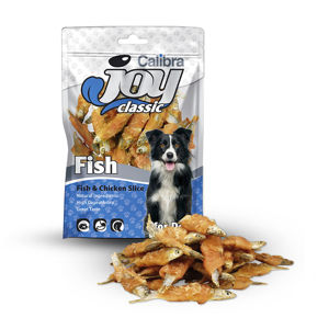 Calibra Joy Dog Fish+Chicken Slice