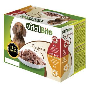 VitalBite dušené filetky mix 12x85 g