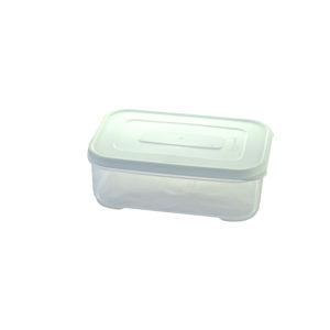 Dóza na potraviny MONO 750 ml bílá