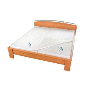 Thermo chránič matrace nepropustný Barva: Bílá, Velikost: 90x200cm